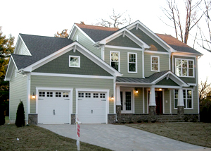 Custom Build Homes Northern Virginia