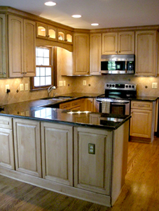 Remodeled Kitchen Fairfax Virginia